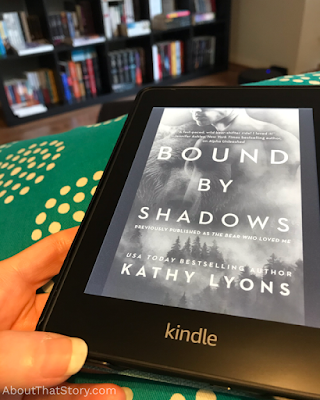 Book Review: Bound by Shadows by Kathy Lyons | About That Story