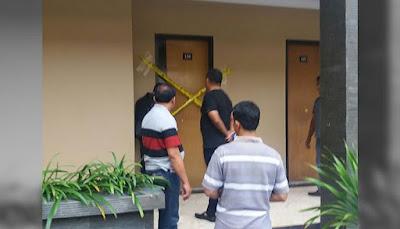 Nama Samaran Seorang Laki-laki Tewas Di Kamar Hotel