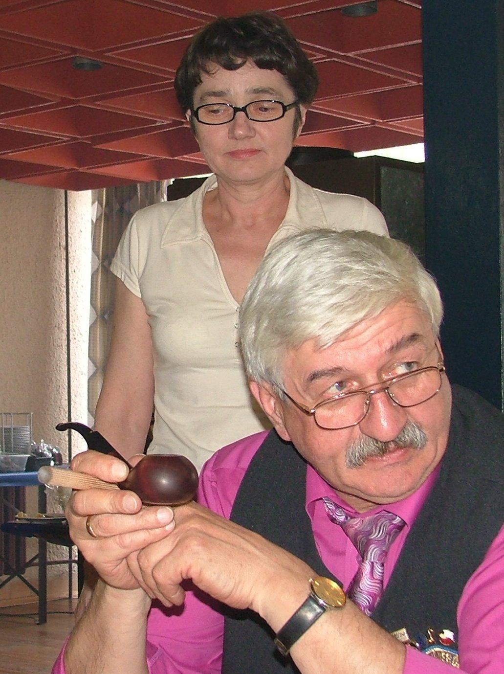 Turniej Fajkowy - Wriezen 2008