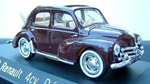 4538 Renault 4 CV découvrable 1954