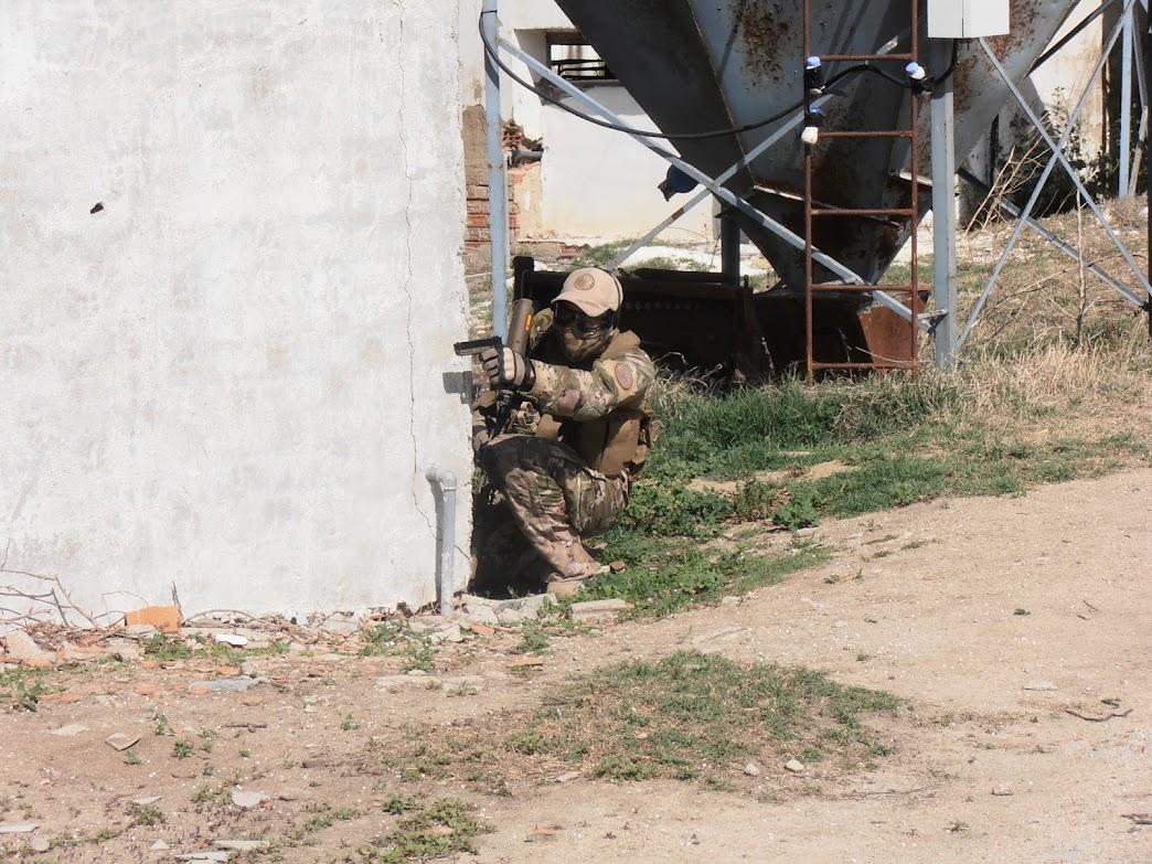 """Fotos de """"Asalto a Fort Knox"""".20-05-12. P5210042"""