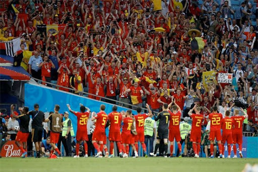 Belgia Juara Grup G Setelah Bungkam Inggris