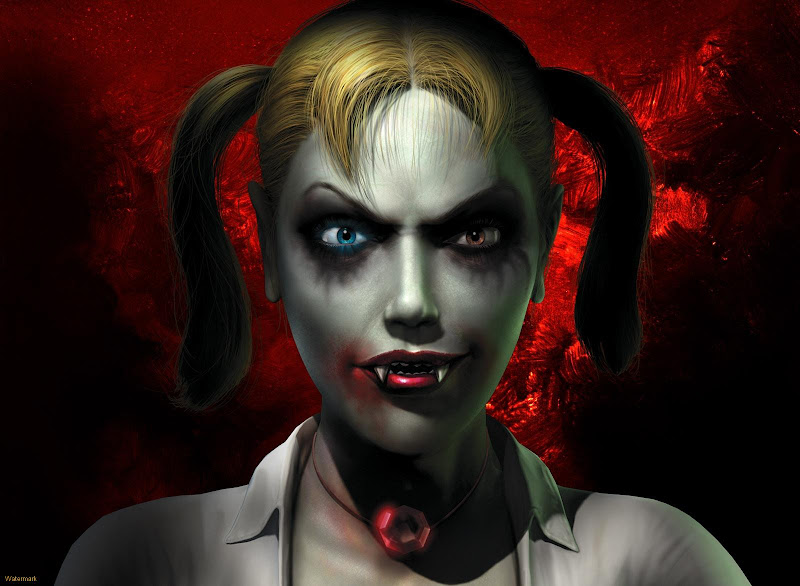 Gothic Vampire Girl, Vampire Girls 2