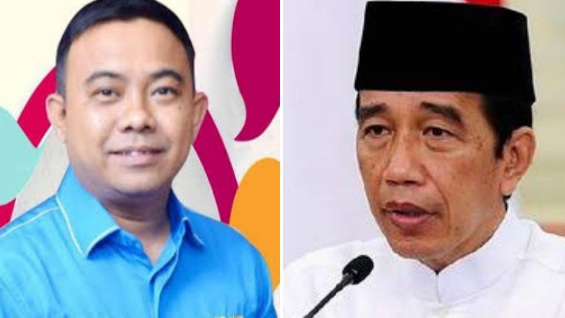 Tulis Surat Terbuka ke Jokowi, Ketum KNPI: Kenapa Munafik dan Penjilat Muncul Berserakan di NKRI?