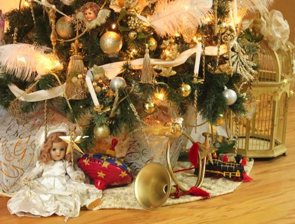 Vintage Christmas Toys