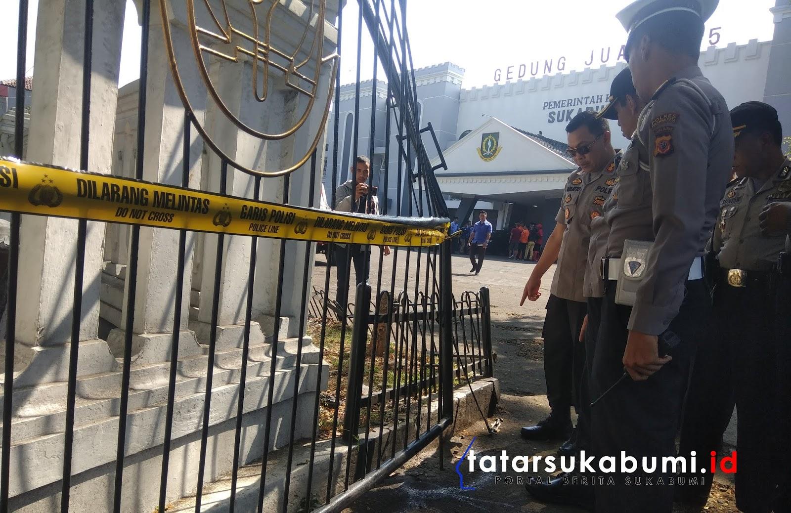 Hasil Rekontruksi Bus Maut Pengantar Jemaah Haji Kota Sukabumi