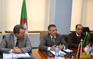 Discussions Bouchouareb-ambassadeur allemand sur la coopération économique bilatérale