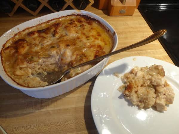 Chicken And Rice Casserole Recipe