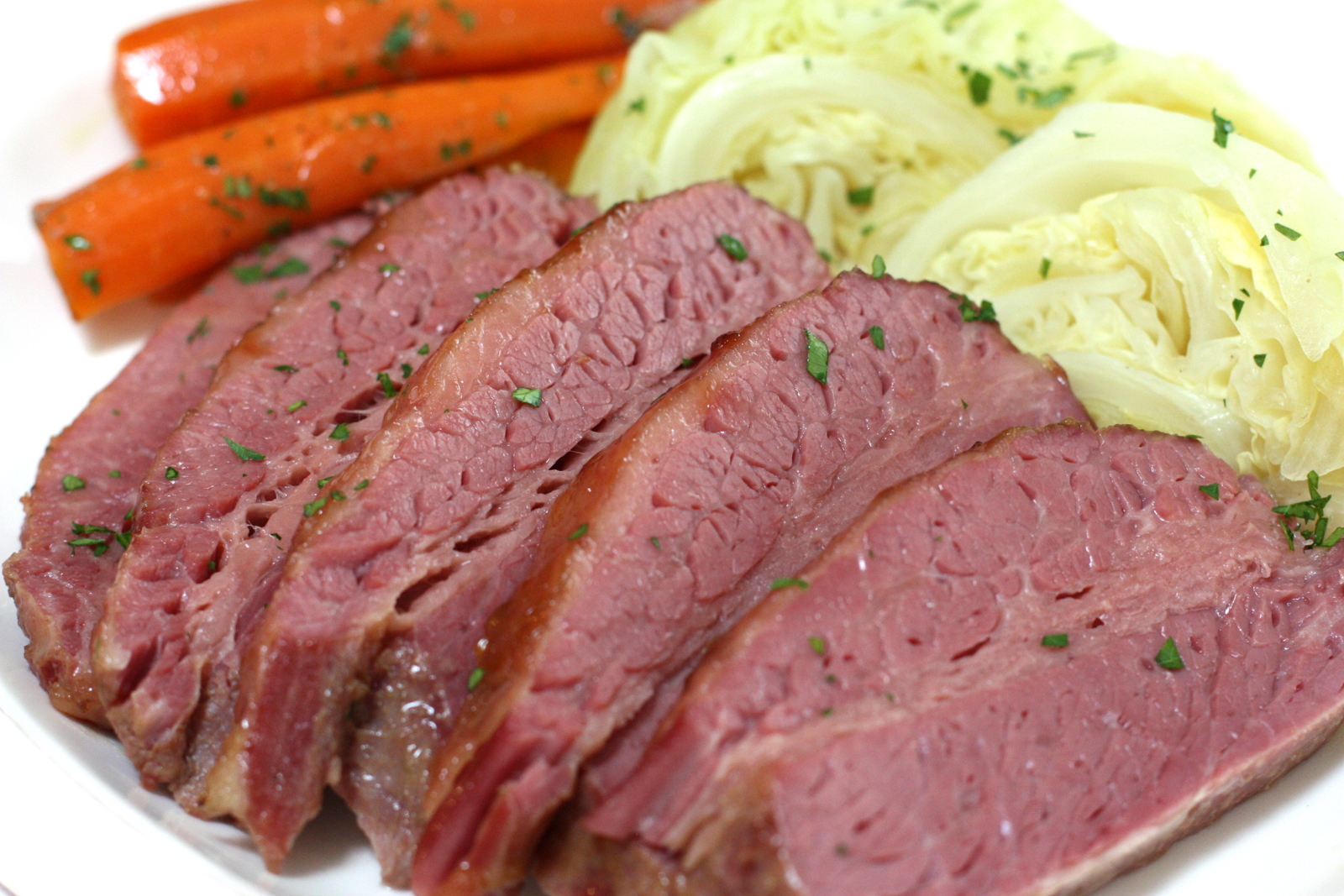 My Mama's Corned Beef and Cabbage | Wives with Knives