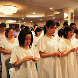 Baptism. 2010-04-04 受洗