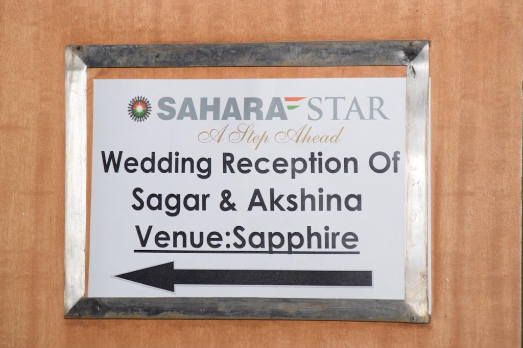 Engagement Ceremony Sahara Star - 7