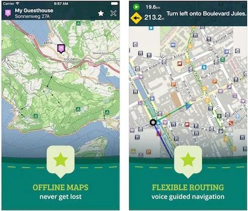 أفضل بدائل خرائط Google Pocket Earth