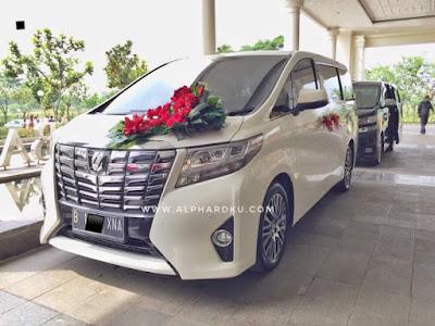 sewa wedding car di bandung