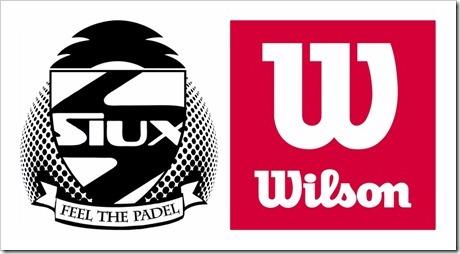 SIUX y Wilson: alianza oficial para afrontar el Circuito World Padel Tour 2017.