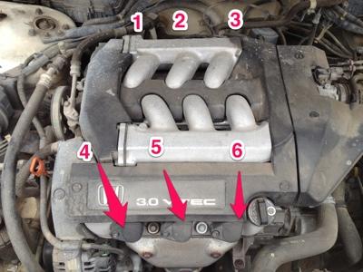 Cylinder Misfire - Bad Ignition Coil- Honda Accord   DIY ...