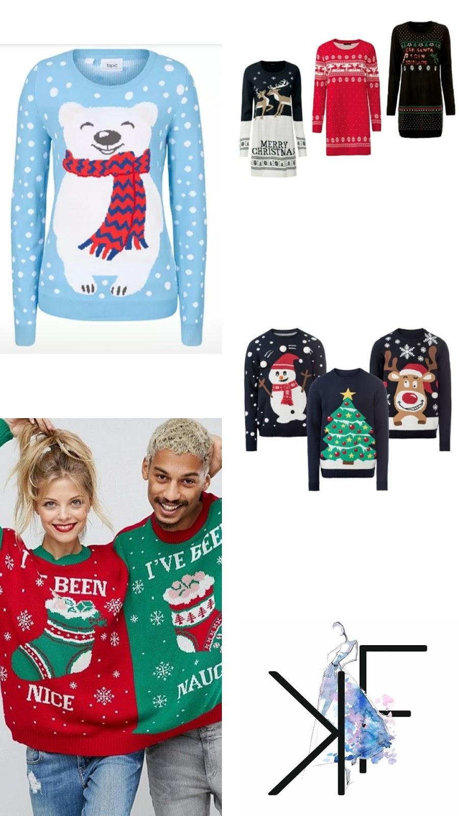 Świąteczne swetry - hit czy kicz?