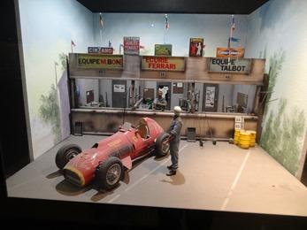 2018.07.02-076 maquette Indianapolis Ferrari