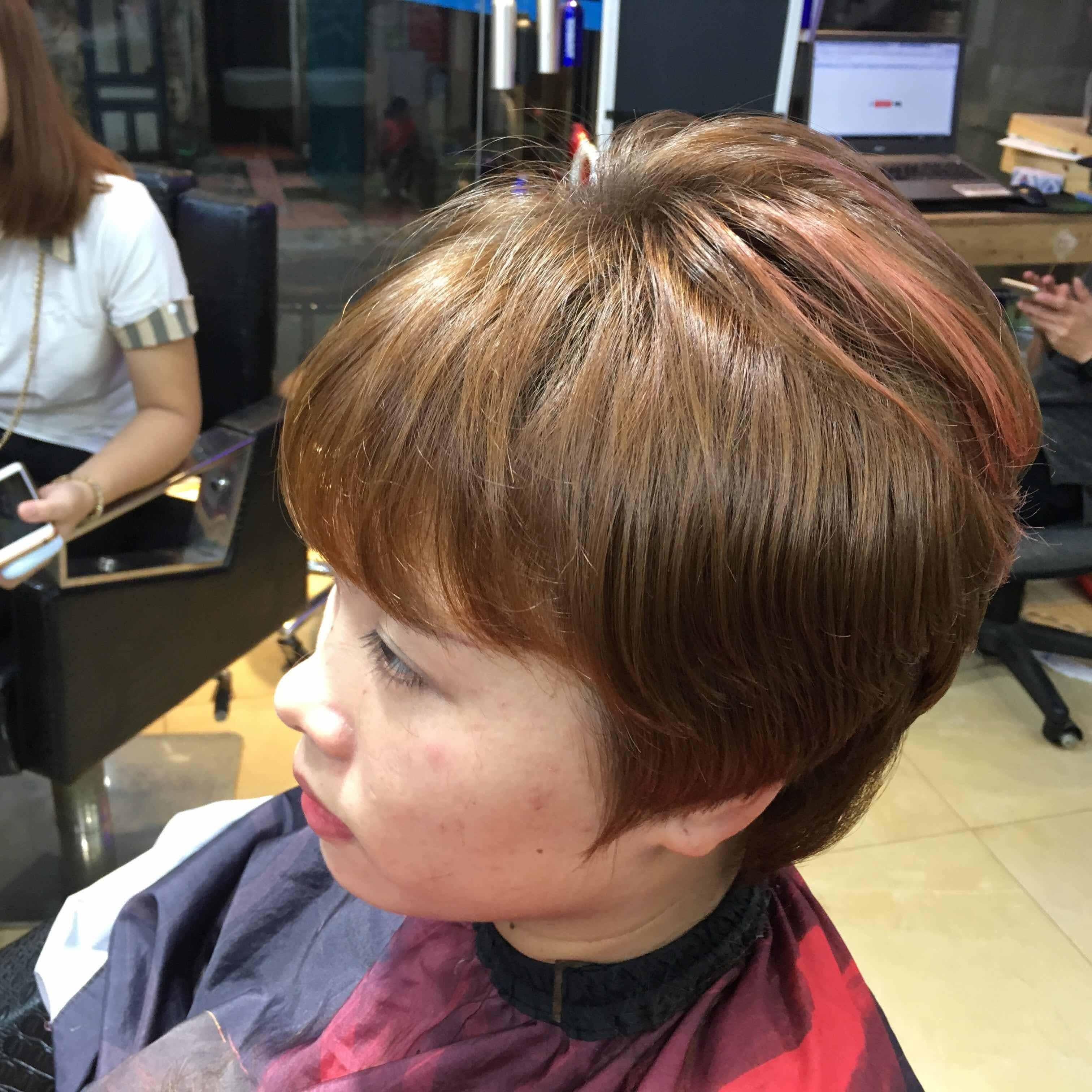 Cắt tóc đẹp giống con trai đánh cắp trái tim bao cô gái