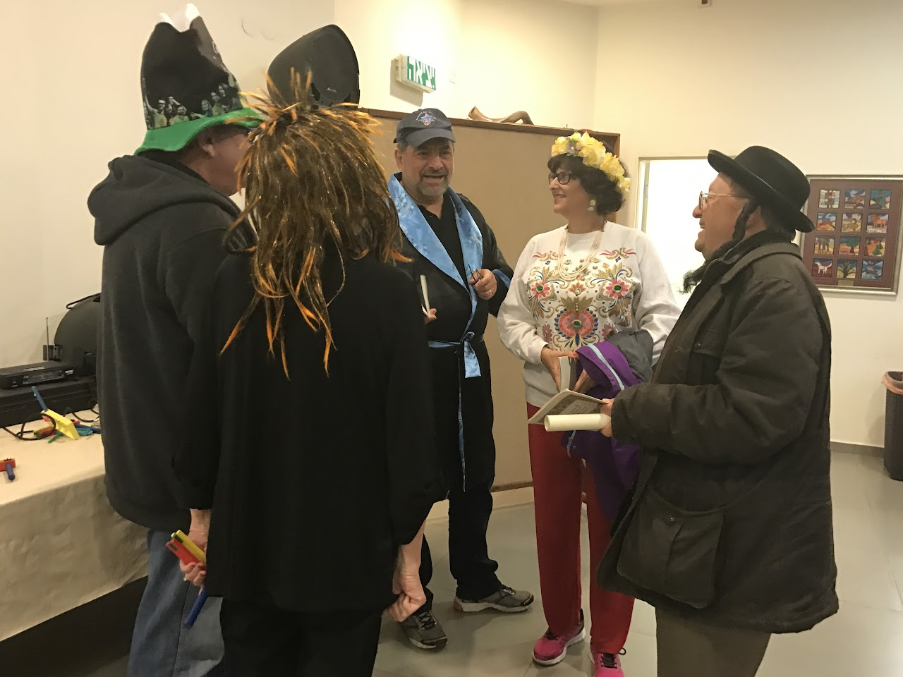 Purim at the Minyan 2017  - IMG_0089.JPG