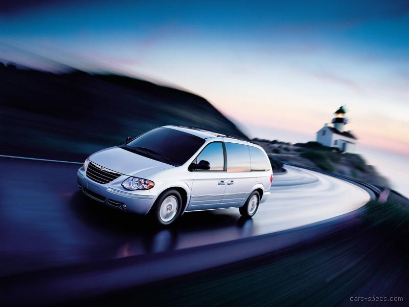 2006 chrysler town and country minivan specifications pictures prices. Black Bedroom Furniture Sets. Home Design Ideas