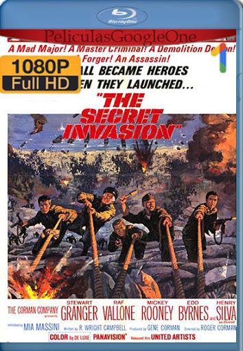 Invasion Secreta [1964] [1080p BRrip] [Castellano-Ingles] [HazroaH]