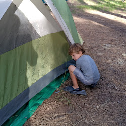 Fathers And Sons Campout 2017