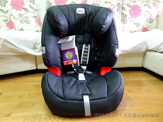 【汽車兒童安全座椅推薦】英國品牌皇室最愛Britax安全座椅開箱~跨國採購省錢真開心~