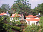 Guest House - Arial View