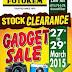 27 - 29 March 2015 Fotokem Stock Clearance