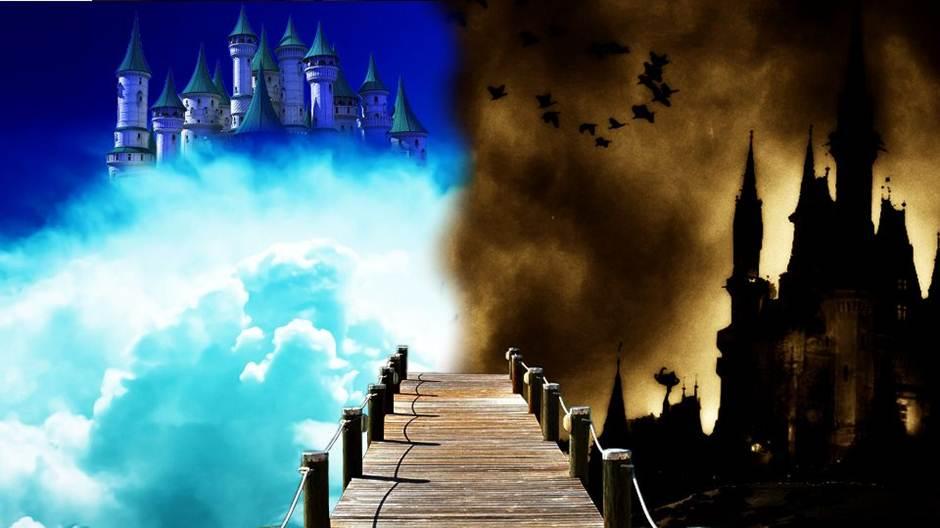 Cổng thiên đàng và địa ngục