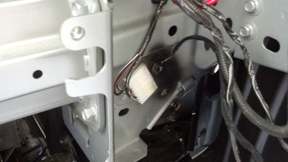 Front Bumper Removal / HID Install