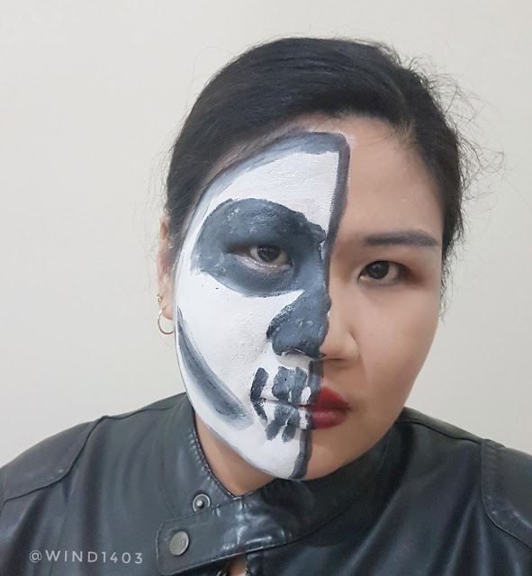 [Make Up Look] Halloween