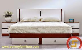 Mẫu giường ngủ SMF 746