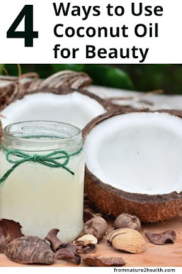 4 Ways to Use Coconut Oil for Beauty