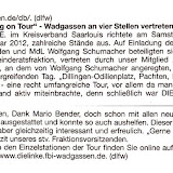 2. März 2012 Wadgasser Rundschau 9 2012