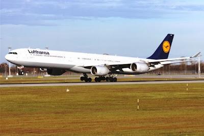 Lufthansa, Airbus A340. ZonaAero