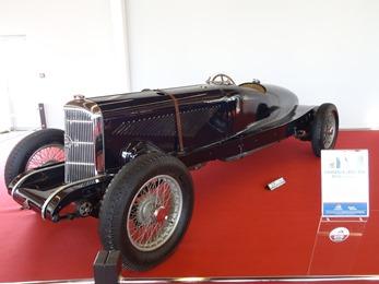 2018.12.11-076 Les Grandes Heures de l'Automobile Panhard et Levassor 35 CV (records de 1934)
