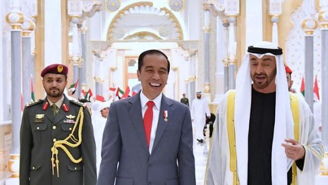 Bawa 'Duit' Rp 314,9 T dari Timteng, Buat Apa Pak Jokowi?