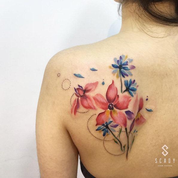estas_lindas_flores_em_aquarela