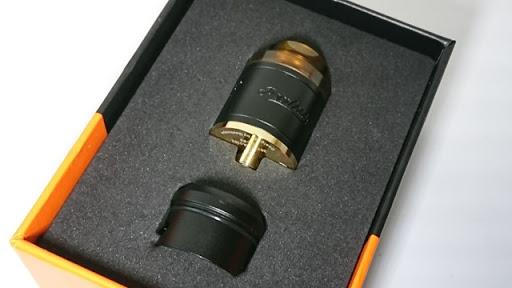 DSC 2101 thumb%25255B2%25255D - 【RDA】「Geekvape Peerless RDA」レビュー。24mm爆煙大型コイルビルド可能な高級感あふれるドリッパー!!ボトムフィード対応【ギークベープ/ビルド/電子タバコ】