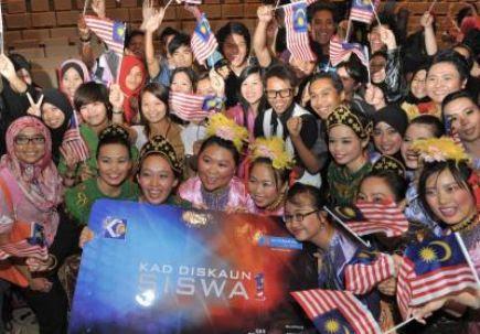 Permohonan Kad Diskaun Siswa 1Malaysia