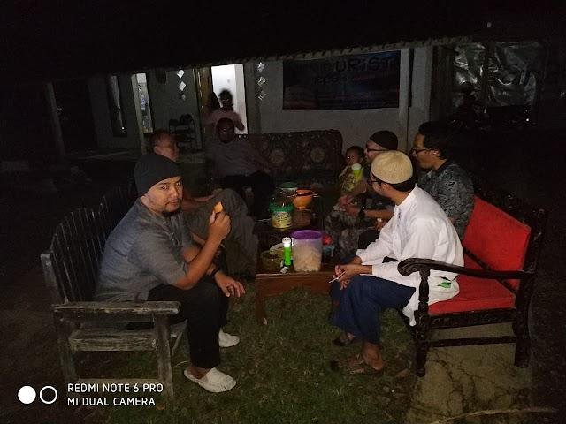 Buka Puasa bersama keluarga besar Tim Bersih-bersih Masjid Magelang di Nourist Fresh Bandongan