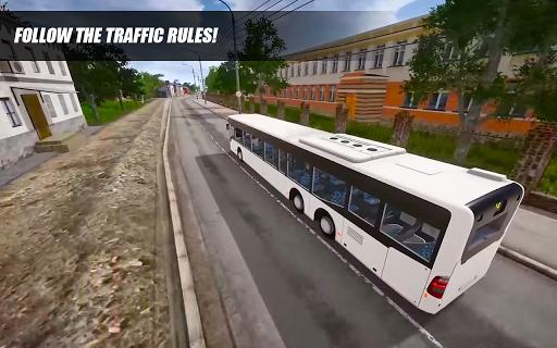 Russian Bus Simulator: Coach Bus Game 1.0 screenshots 3