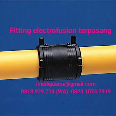 penyambungan electrofusion