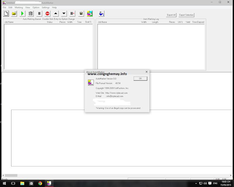 Cài Đặt Lectra-Gerber-Optitex-StyleCad Trên Windows10 X64bit 18