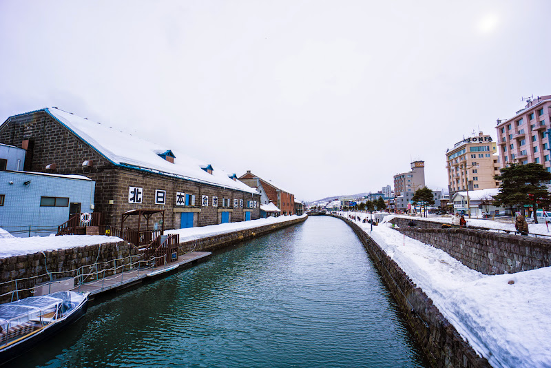 小樽運河 写真1