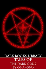 Cover of Order of Nine Angles's Book Tales of the Dark Gods