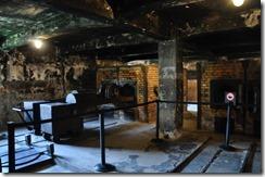 7 Auschwitz fours crématoires