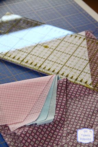Base de corte patchwork