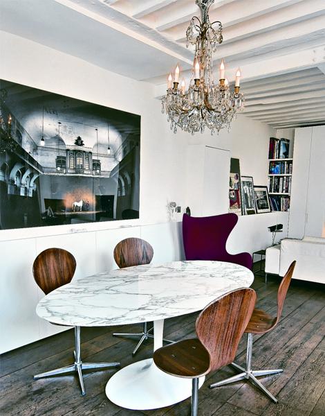 مجموعة صور لغرف الطعام dining